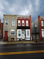 901-903 Washington Boulevard, Baltimore