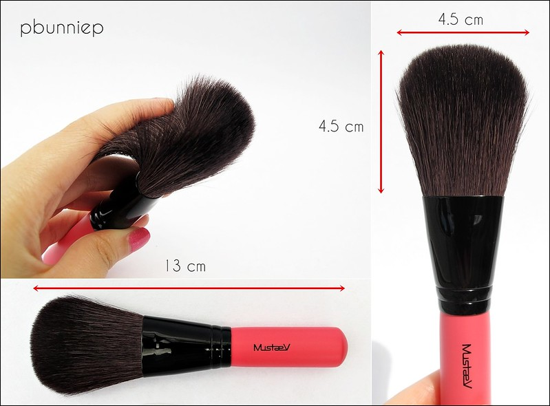 Mustaev Pink powder brush_03
