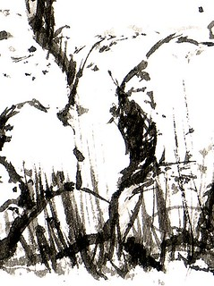 Stillman & Birn Alpha Sketchbook Rock Detail