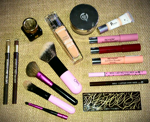 Makeup Monday items