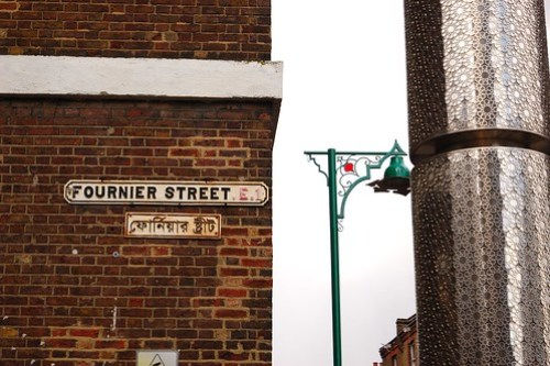 Fournier Street | Travel | East London Street Food Tour