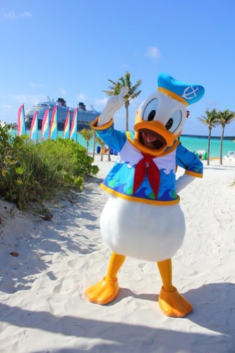 Donald Duck - Castaway Cay