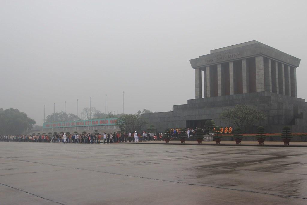 Ho Chi Minh Tomb- Hanoi, Vietnam