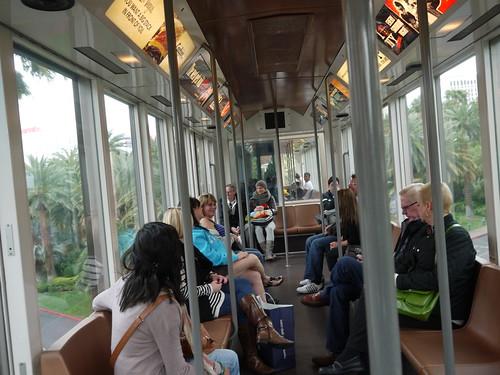 treasure island tram photo