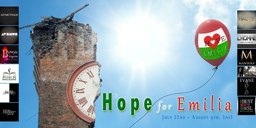 Hope for Emilia AD by Anna Sapphire