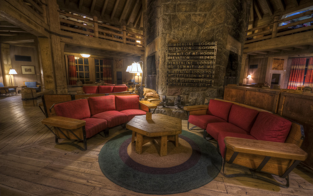 Quiet in the Lodge