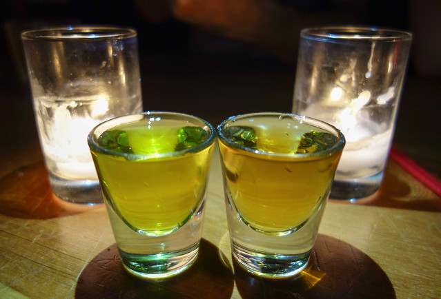 Pickleback at Tom & Jerry's