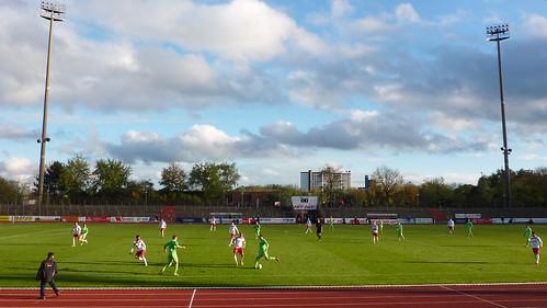 Fortuna Köln - FC Kray
