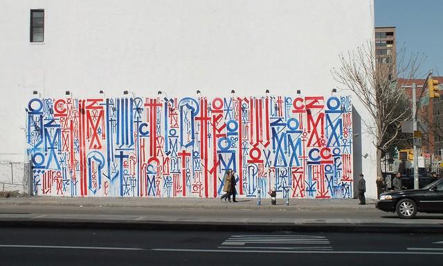 GRAFITTI-Manhattan, New York