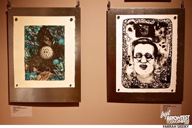The Art of Comic Books Mansion at Strathmore Brightest Young Things Farrah Skeiky 61