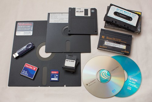 Forty years of removable storage