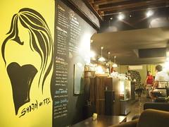 Blackboard Menu, The Naked Coffee, Telok Ayer Street