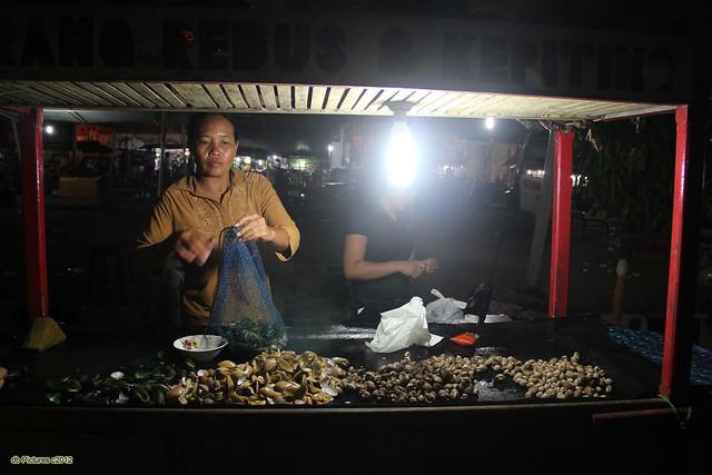 Shells Seller