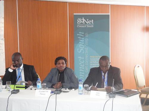 Eric Aligula, Elizabeth Kimulu & Henry Rotich - Policy Panel