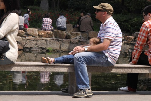 Resting in People's Park
