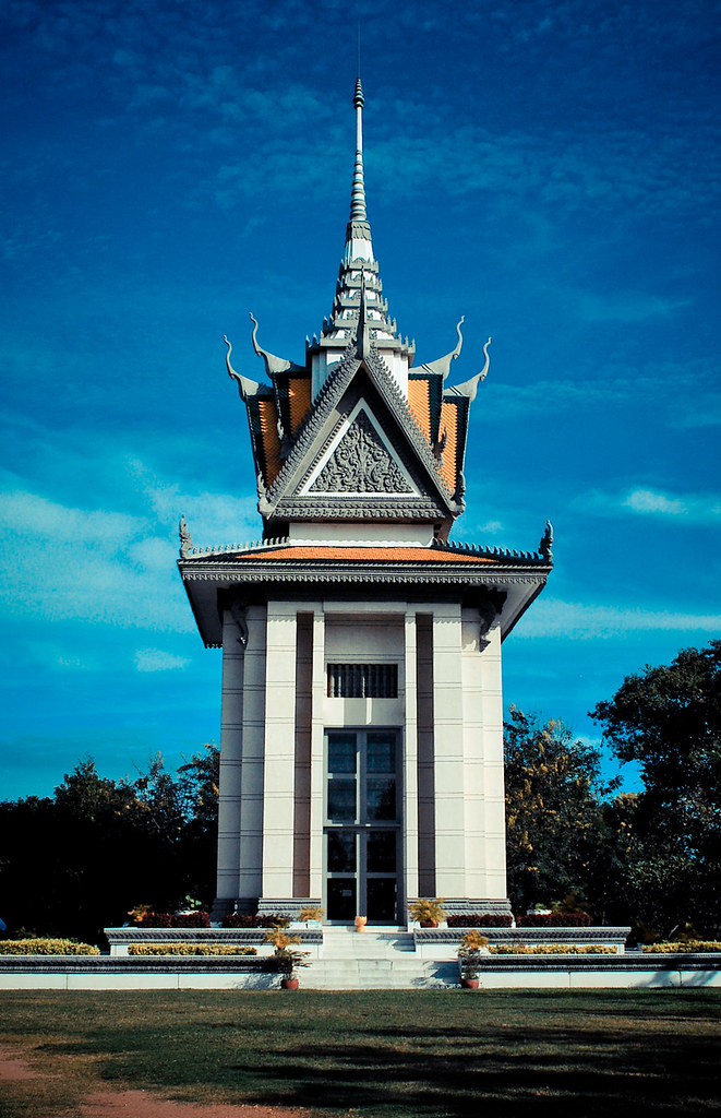 Killing Fields, Phnom Penh, Cambodia