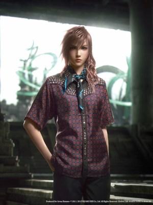 Final Fantasy Prada