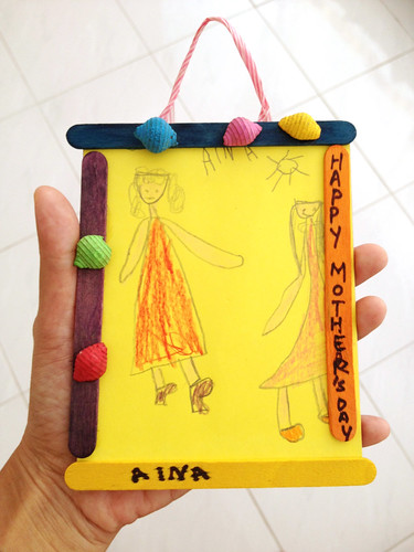 mothers' day present from aina