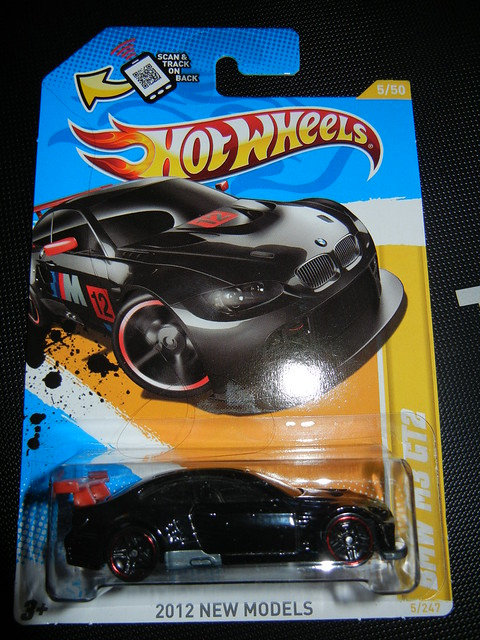 hot wheels error bmw m3 gt2 (1)