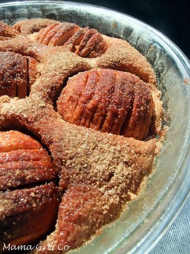 Apple, cinnamon & pecan cake (3)