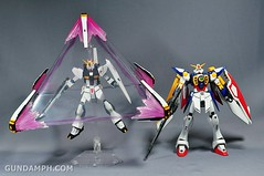 Robot Damashii Nu Gundam & Full Extension Set Review (99)