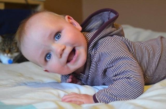 Sam is Seven Months