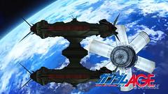 Gundam AGE 2 Episode 27 I Saw a Red Sun Screenshots Youtube Gundam PH (34)