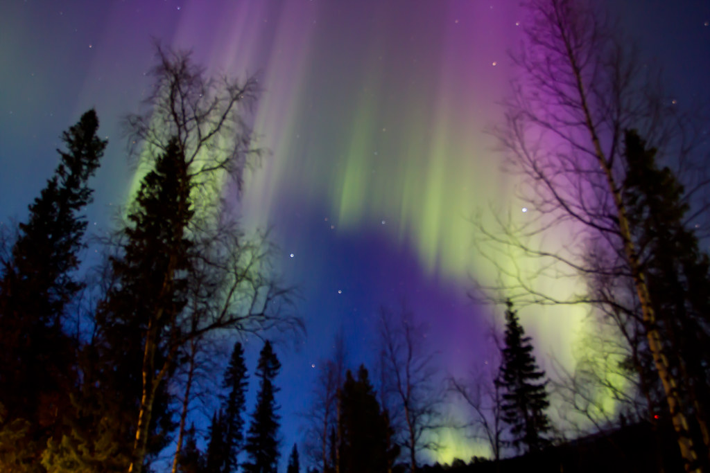 Northern lights... need to say more?