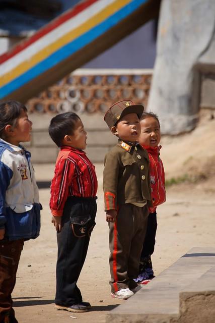 Dongbong Co-Operative Farm, Hamhung, North Korea