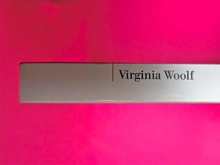 Virginia Woolf, Flush. Una biografia. A cura di Chiara Valerio; nottetempo, Roma 2012. progetto grafico di Dario e Fabio Zannier. dorso (part.), 1