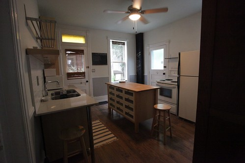 Completely remodeled Ikea eat-in Kitchen.