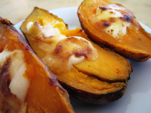 TungLok baked sweet potatoes