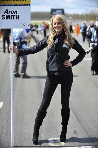 DSC_9983-BTCC-Donington Park 2012-Redstone Racing-Grid Girl-Michelle Westby.