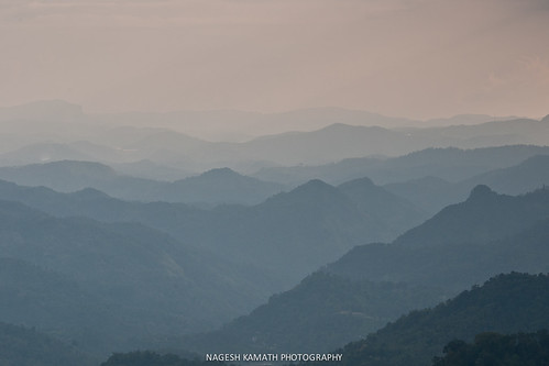 The Nilgiri Range