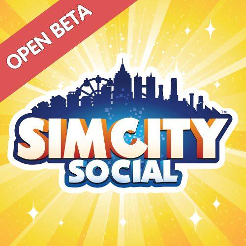 SimCity Social Beta