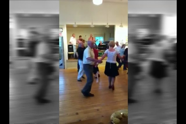 Carley Square Dance