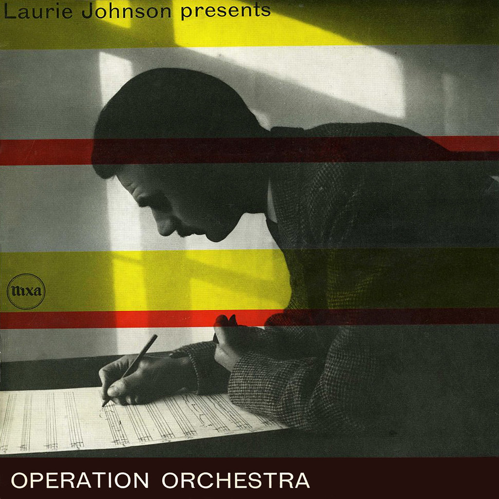 Laurie Johnson - Operation Orchestra