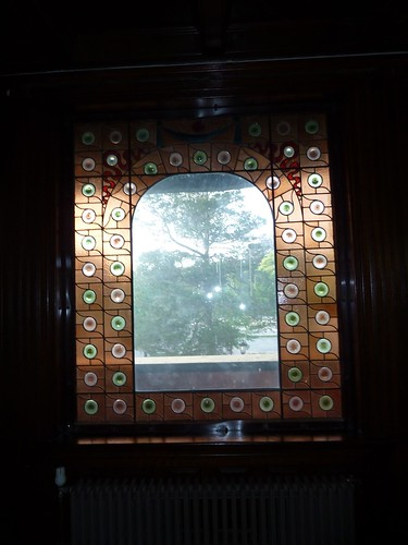2nd floor hallway window