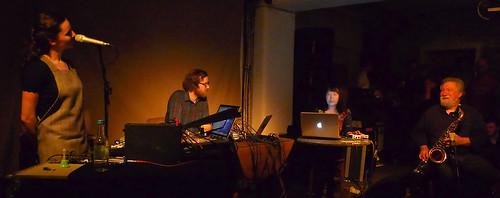 Evan Parker & John Wiese, Maja S.K. Ratkje & Ikue Mori
