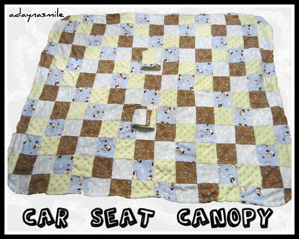 car seat canopy
