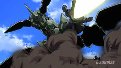 Gundam AGE 3 Episode 30 The Town Becomes A Battlefield Youtube Gundam PH 0000