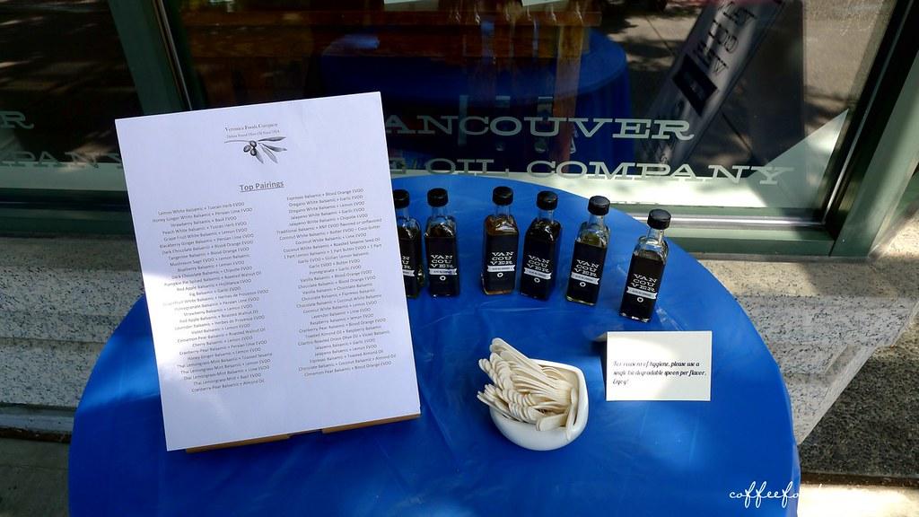 Vancouver OLIVE OIL company - tasting room 00003