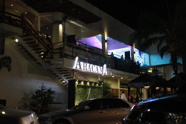 Aracama Opening