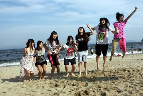 Shinojima JK seven jump 2