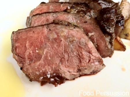 steak cooking method