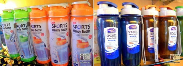 Lock & Lock Sports Bottles