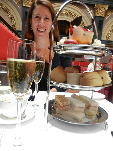 Merchant Hotel High Tea