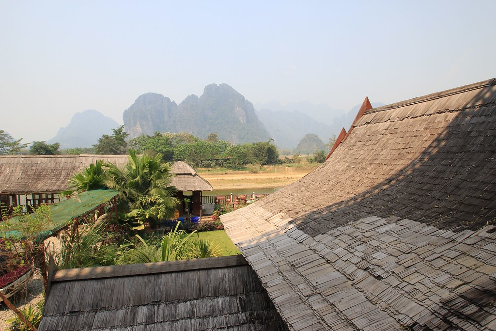 Hotel - Vang Vieng, Laos