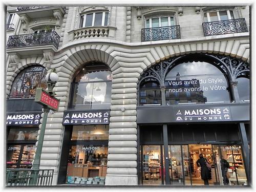 Decoraci n vintage experiencias de colores for Maison du monde barcelona