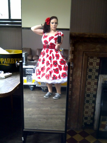 Lady Vintage Poppy dress